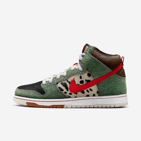 e7859c82204 ( 42 ) Tênis Nike Sb Dunk High Dog Walker Walk The Dog