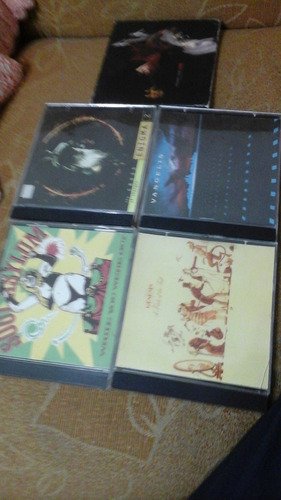 - 5 cd's-frete gratis - lote
