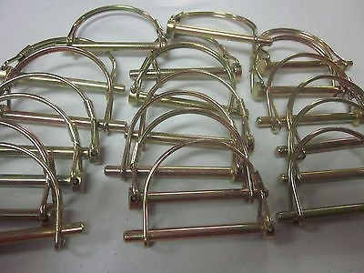 ~ 50 ~ redondo 1/4  x 2-3 / 4  canopy pto pins camper awning
