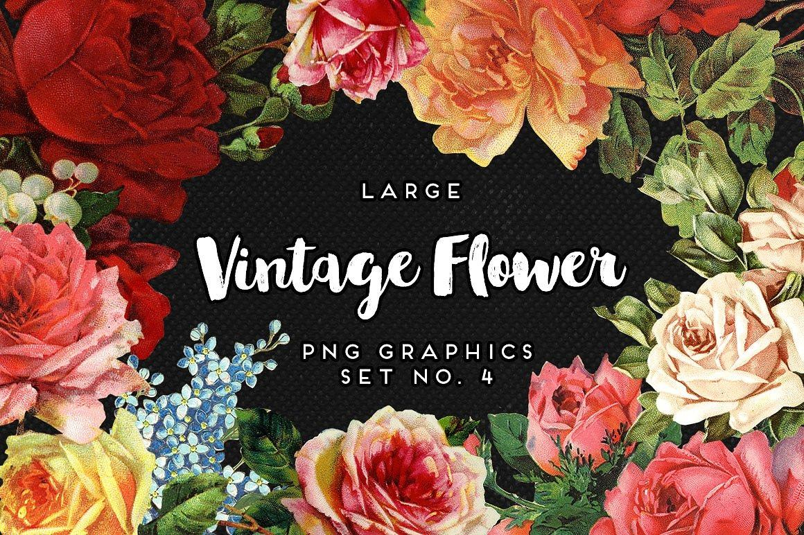 600 Flores Png Jpg Eps Psd