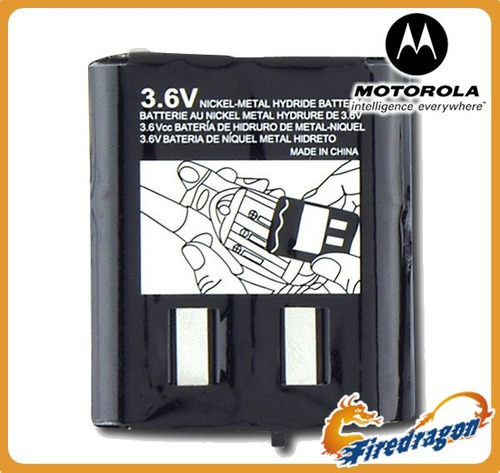 -70% batería motorola radio em1000 t5000 mj270 mr350 t200 mc
