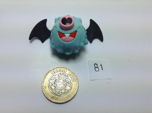 *** 81. pokemon woobat *** tomy original pokechay