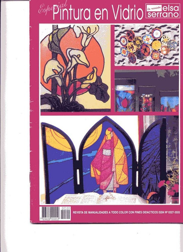 _ 9 revistas proy. pinturas en diversas superficie (lote 1