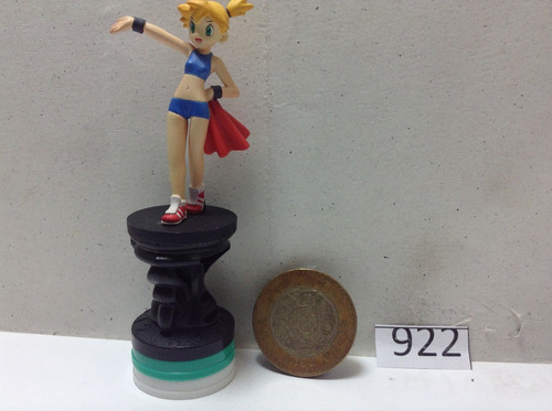 *** 922. pokemon entrenadora misty *** kaiyodo. pokechay