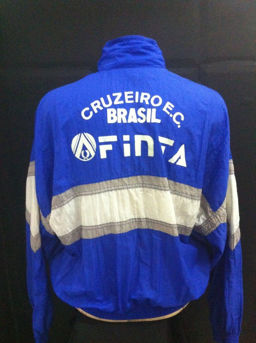 Agasalho Cruzeiro - Anos 90   - R  220 6a1d91c46a562