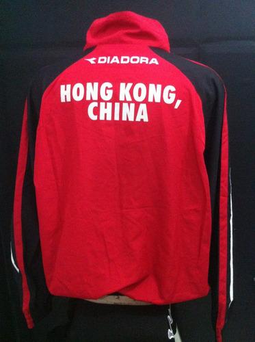 * agasalho hong kong - anos 00 *