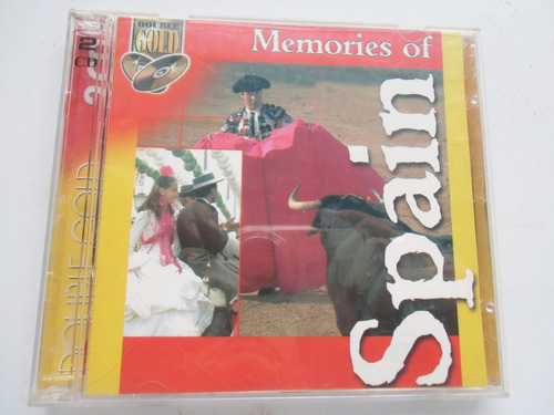++ album de 2 discos cd originales memories of spain