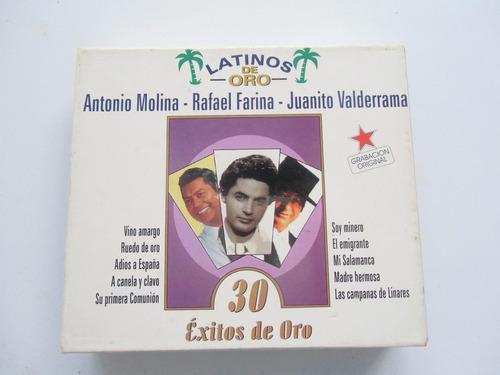 ++ album de dos discos originales de latinos de oro