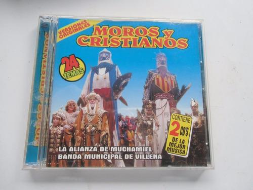 ++ album de dos discos originales de moros y cristianos