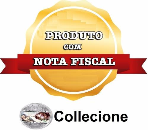 # album moeda olimpiadas rio2016 porta moedas encaixe