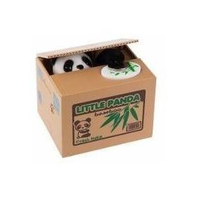 Alcancia Roba Monedas De Panda Pandita