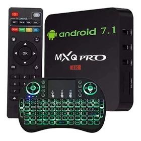 Android 4k 2gb Ram 16gb Sedex Gratis Smart B-o-x+teclado