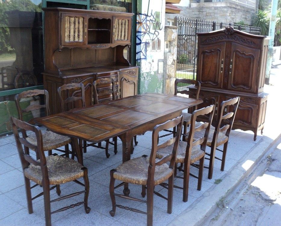 Estilos de muebles antiguos de muebles antiguos tapizado for Estilos de muebles