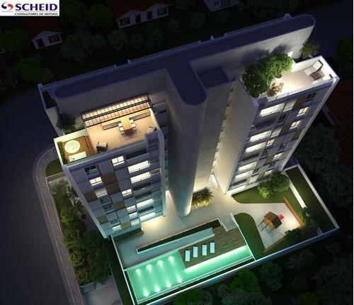 ** apartamento a venda com 2 dormitorios 1 suite e 1 vaga ** - mc1744