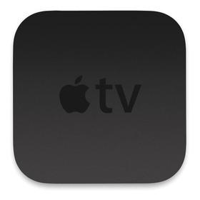 Apple Tv 4k A1842  De Voz 4k 64gb  Preto