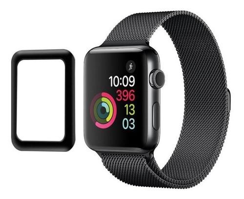 ¡ apple watch protector de pantalla en vidrio templado 42mm