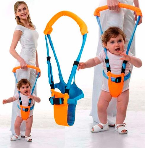 ¡ arnes aprender a caminar bebe moon walk moby baby !!