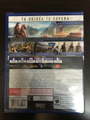 ..:: assassin's creed odyssey ::.. para ps4 game center