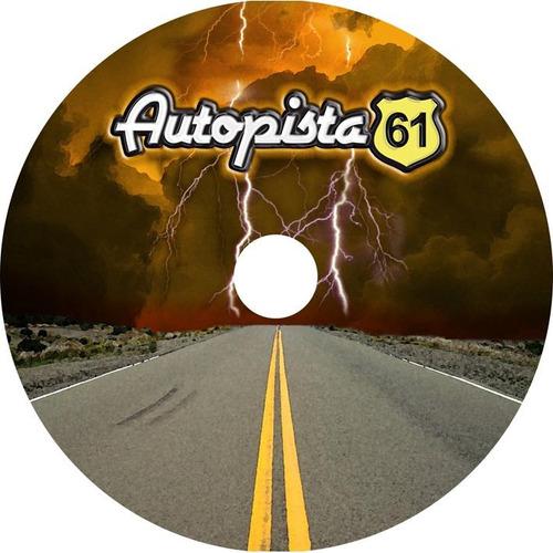 * autopista 61 / 1er ep (cd original)
