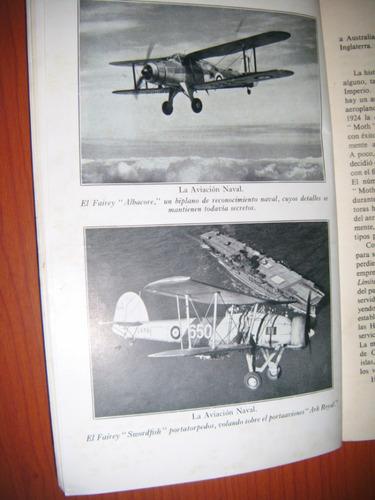 * aviacion britanica -   f.a. de v. robertson