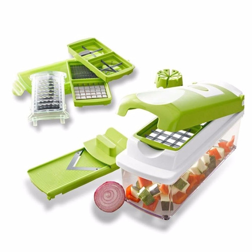 ¡ ayudante d cocina easy slicer picador cortador verduras !!