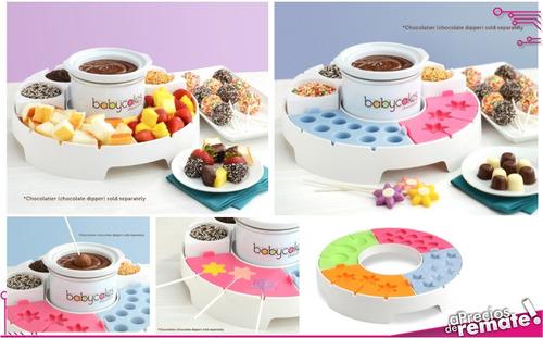 ¡ babycakes station estación decoración pasaboca degusta !!