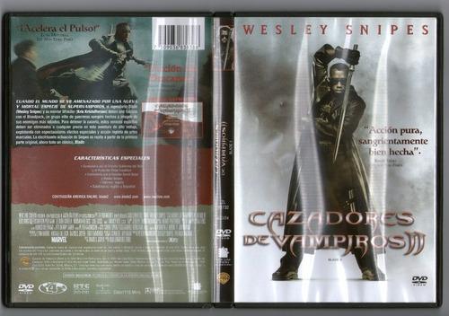 .: blade: el cazador de vampiros 2 :.  dvd seminuevo!!!