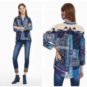 25fb26ed427 Blusa Desigual Mujer - Vestuario y Calzado en Mercado Libre Chile