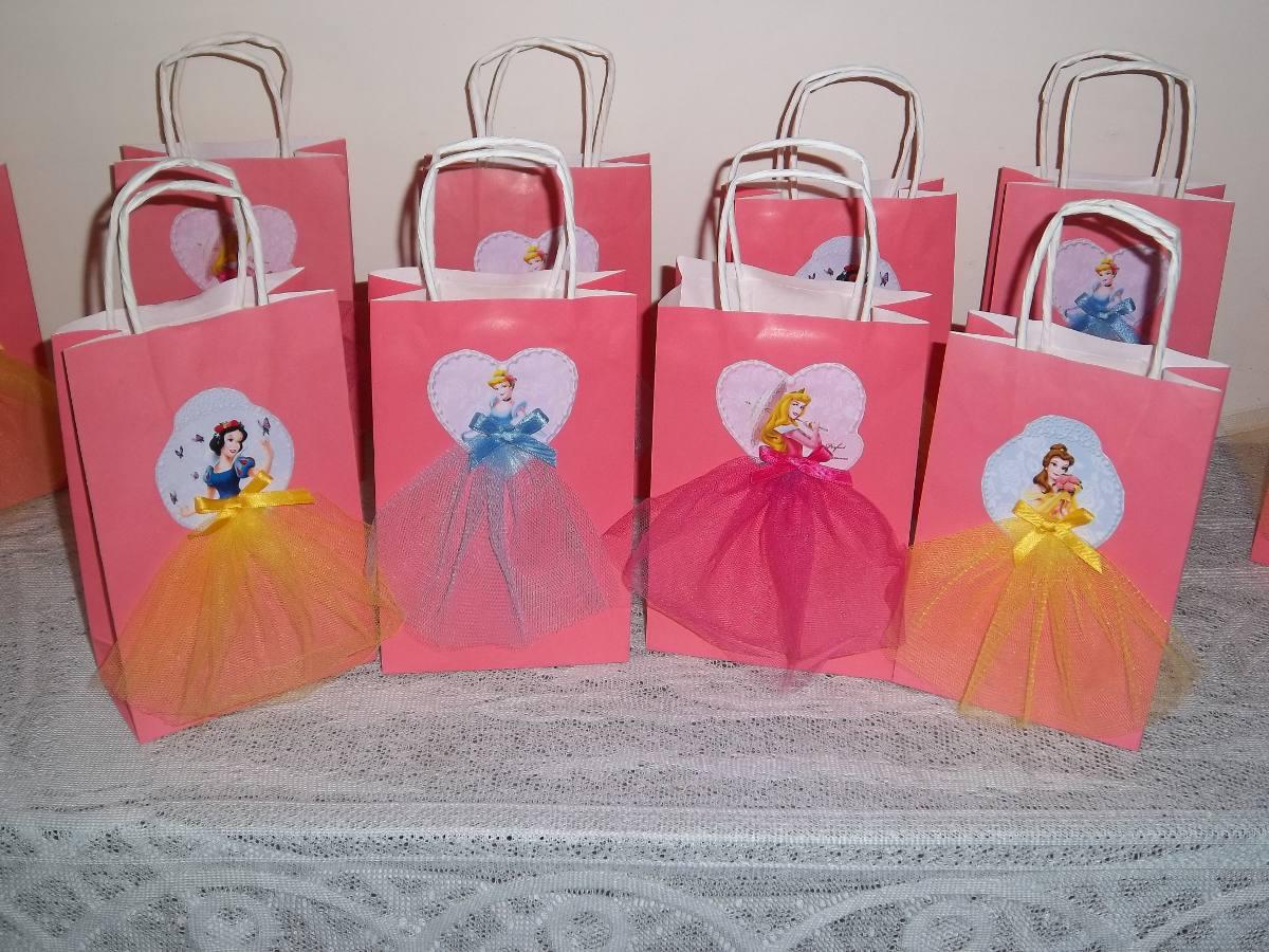 040b66fb5 Bolsita Golosinera Personalizada Princesa / Bailarina - $ 20,00 en ...