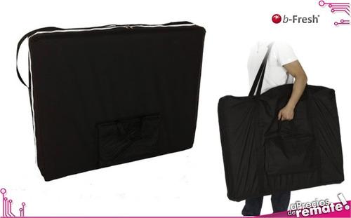 ¡ bolso camilla plegable masajes resistente impermeable !
