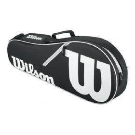 Bolsos Raquetero De Tenis Wilson Advantage Ii Triplebag