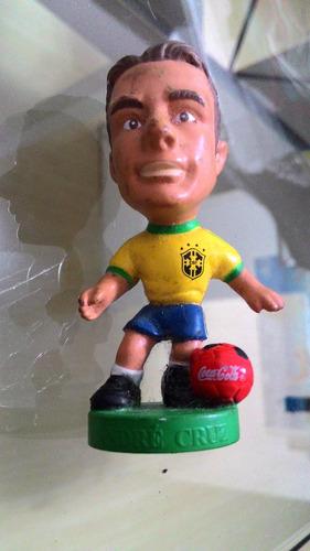 * bonecos mini craques coca cola copa 1998 *