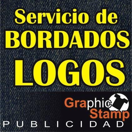!!! bordados computarizados publicitarios, logos, parches!!!