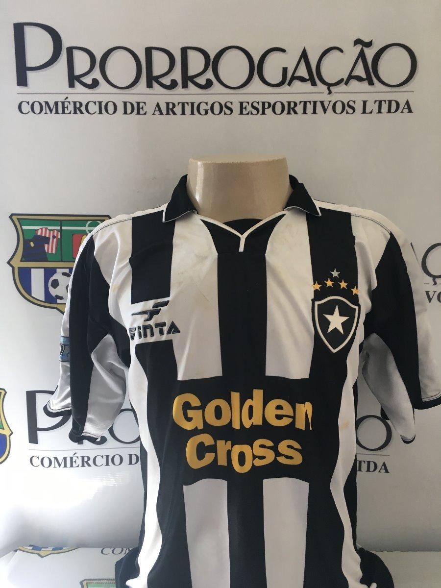aba57019e3312 Botafogo   10   Finta   Usada Em Jogo    - R  200