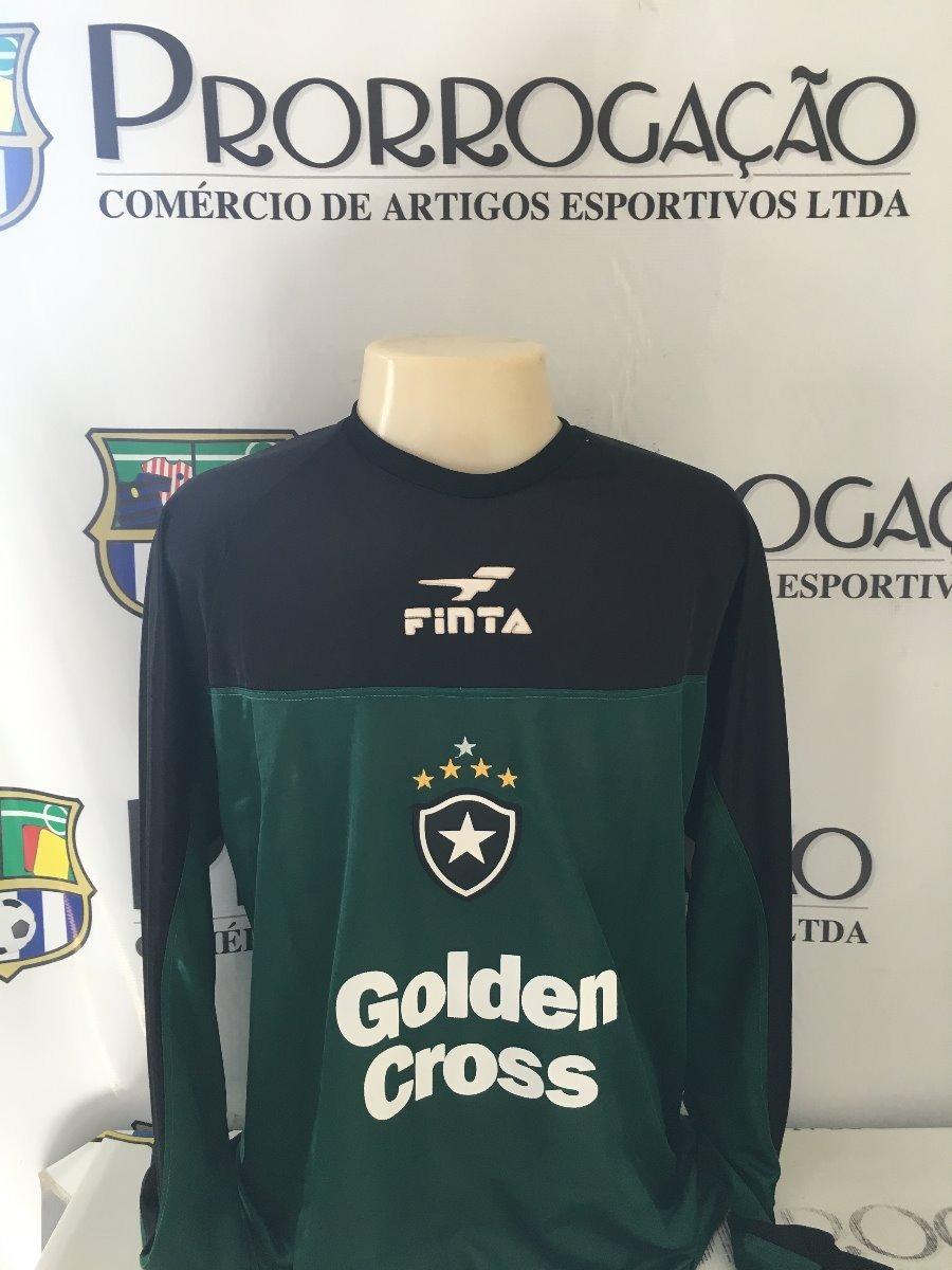 1dbaf700a604b Botafogo   12   Finta   Usada Em Jogo     - R  350