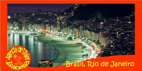 ¿¿¿ brasil - rio de janeiro¿¿¿ ¿ 7 días / 6 noches ¿