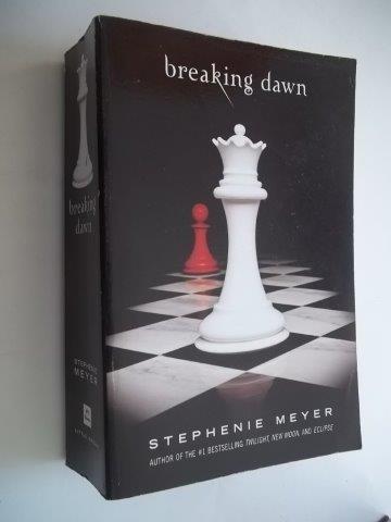 * breaking dawn - stephenie meyer - livro