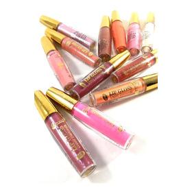Brillo Labial Mini Maquillaje Varios Colores, Hermoso Toque