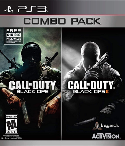 ..:: call of duty black ops combo pack ::.. para ps3 en gc