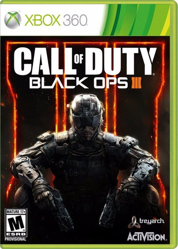 :: call of duty black ops iii :: para xbox 360 a mensualides