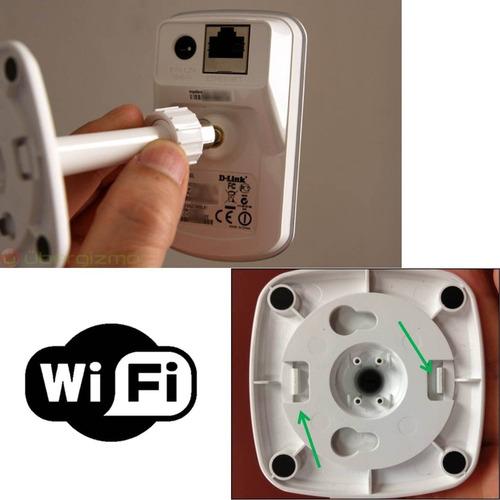 ¨ camara ip vigilancia inalambrica d-link dcs 930l