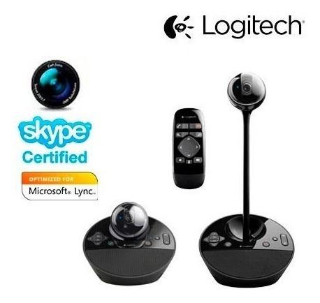 [ ] camara logitech b2b bcc950 conference web cam sellado