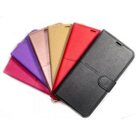Capa Capinha Carteira + Pelicula Vidro Novo Xiaomi Redmi 7a Tela 5.45