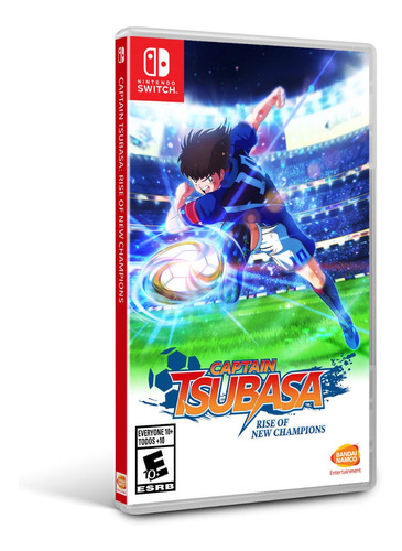 ..:: capitan tsubasa rise of new champions ::.. switch gc