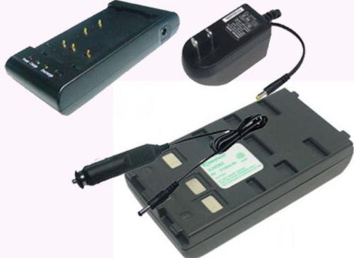 + cargador de batería para panasonic vw-vbr1e vw-vbs1 vw-vbs
