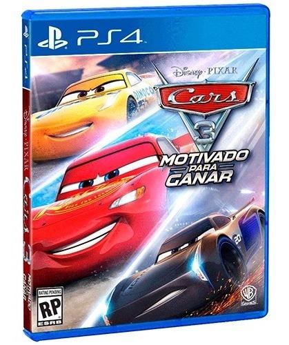 ..:: cars 3: driven to win ::..para ps4 gamecenter