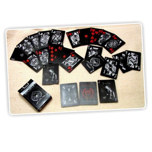 ¡ cartas bicycle shadow masters ellusionist baraja poker !!