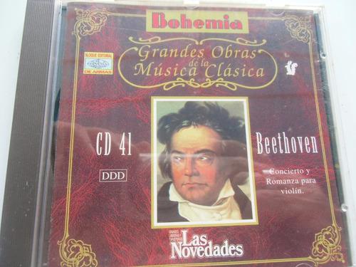 +cd 41 grandes obras beethoven  original made in spain