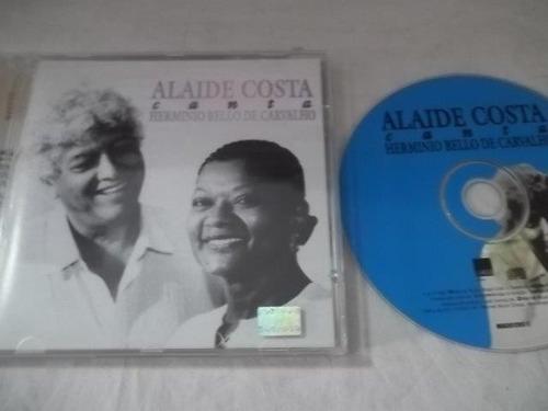 * cd - alaide costa - mpb cantoras