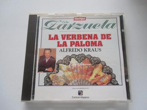 + cd de la zarzuela la verbena de la paloma original im